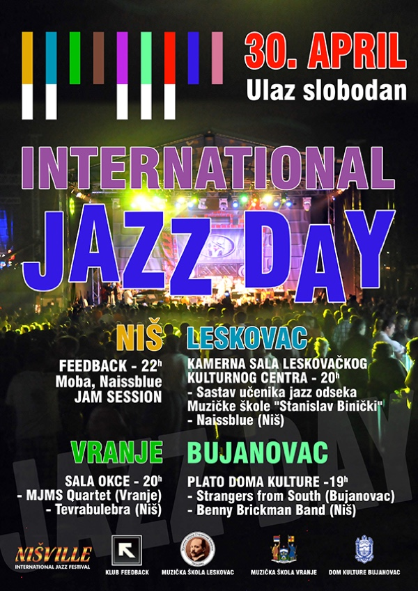 Nišville organizuje džezere na jugu Srbije