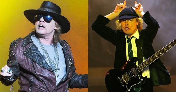 AC/DC zvanično potvrdili, Eksel Rouz je zamena za Brajana Džonsona na turneji