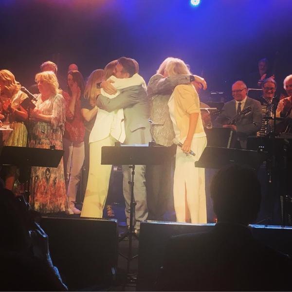 ABBA proslavili 50 godina postojanja prvim nastupom posle 30 godina