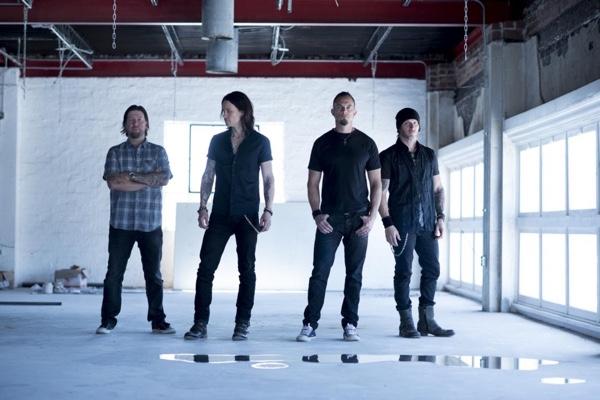 Alter Bridge potpisali ugovor sa Napalm Records