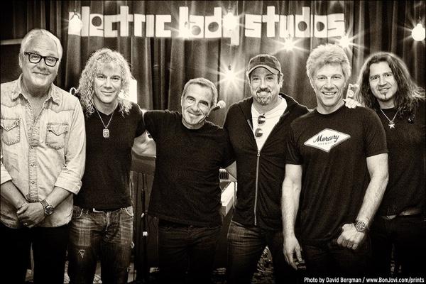 Bon Jovi završili snimanje novog albuma