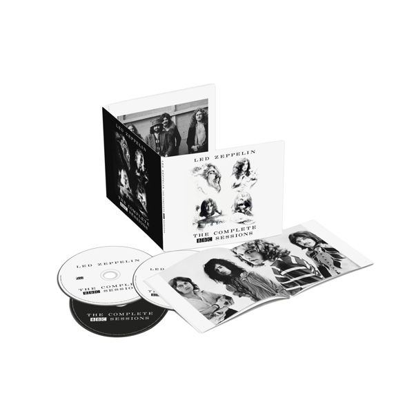 "Uskoro u prodaji Led Zepellin – ""The Complete BBC Sessions"""