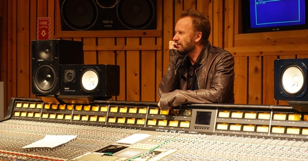 "Sting najavio novi rok album ""57th & 9th"""