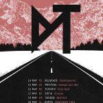 Desert Mountain Tribe koncertom u Beogradu započinje istočnoevropsku turneju
