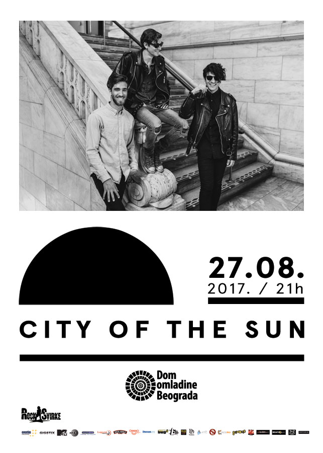City of the Sun - Poster - Belgrade