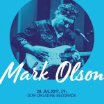 Mark Olson (ex-The Jayhawks) i Ingun Ringvold u Domu omladine Beograda