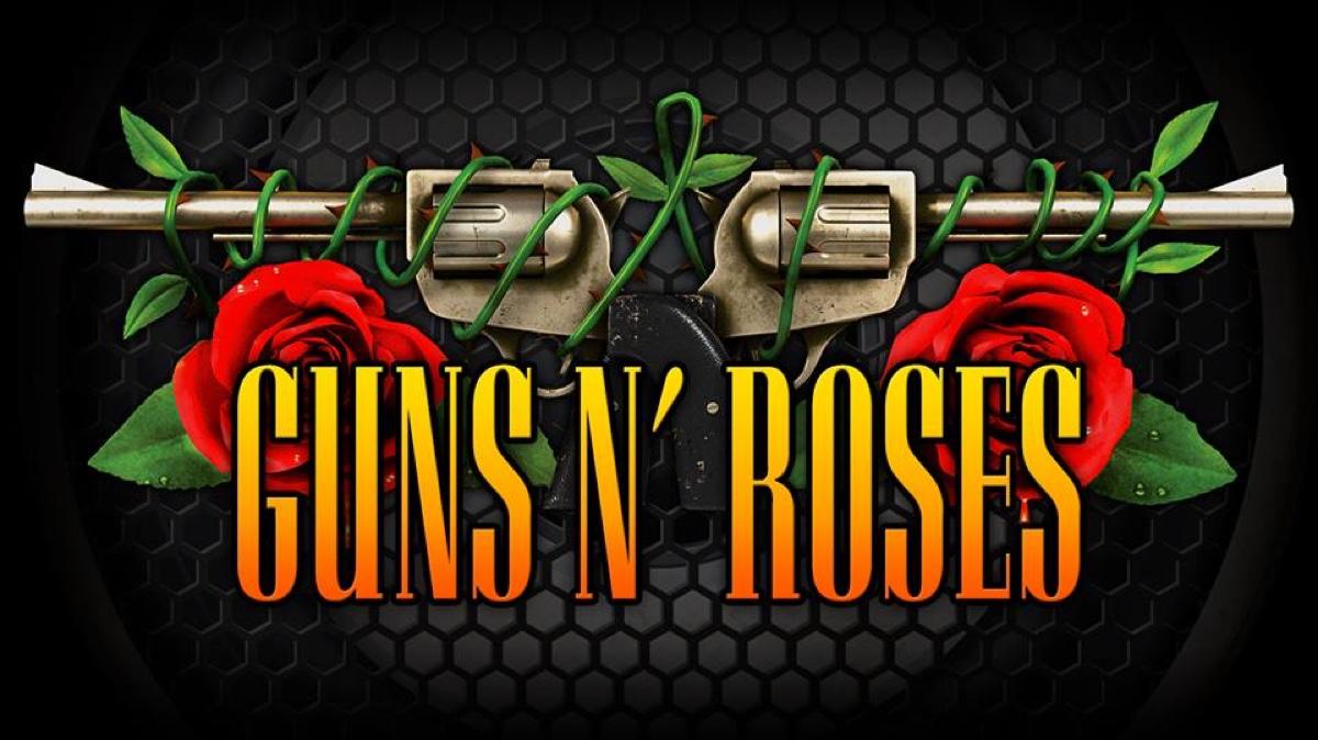 Guns N Roses Tour Poster