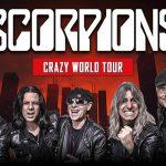 Scorpions u Beogradu 10. juna