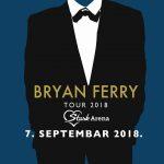 Brajan Feri gostuje u beogradskoj Štark areni