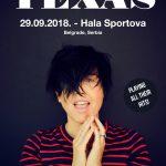 Texas dolaze u Beograd
