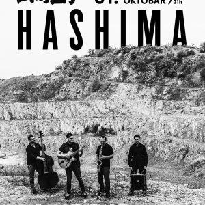 Koncert projekta Hashima u Dorćol Platz-u!