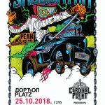 Sasquatch (USA) + Cardinal Point premijerno večeras u Dorćol Platz-u! (nagradna igra)