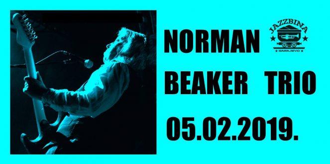 Norman Beaker Trio (UK) @ Jazzbina, Sarajevo