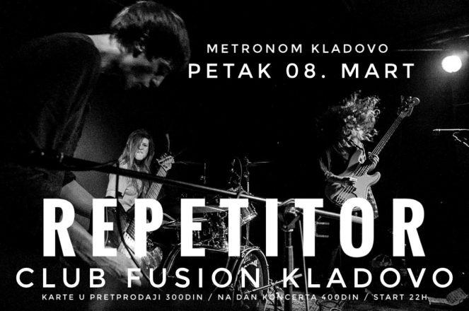 Repetitor @ Club Fusion, Kladovo