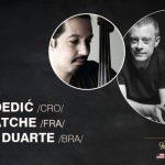 Manu Katche i Matija Dedić na zajedničkom nastupu u Beogradu