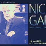 Nick Garrie premijerno u Srbiji