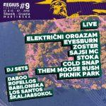 Poznat kompletan line-up Regius festivala