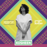 Kosheen na petom R:EVOL:UTION festivalu