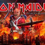 Iron Maiden produžio turneju