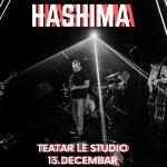 Hashima ponovo u Beogradu