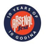 Arsenal Fest 10 ipak online, bez publike