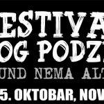 Objavljen program za šesti Festival srpskog podzemlja