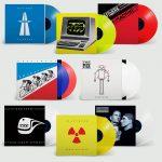 Kraftwerk objavili nova vinilna reizdanja u bojama